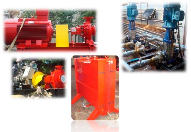 Dispositivos para Hidráulica Image